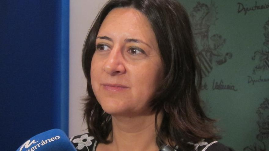 """Rosa Pérez (EU) ve """"indignante"""" su citación y cree que es """"una maniobra de despiste"""""""