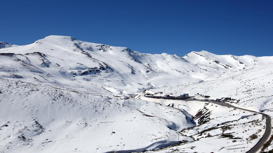 Estación de esquí y montaña Alto Campoo.