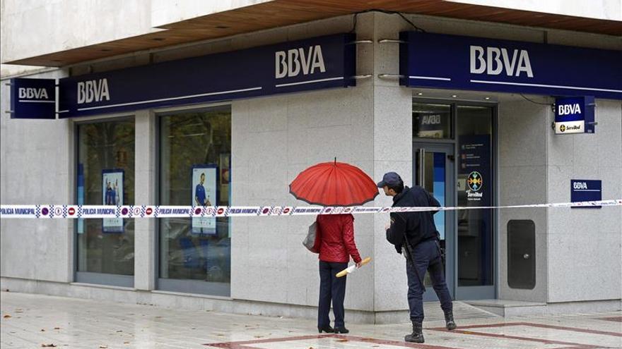 El BBVA cierra la mitad de sus oficinas en Portugal y despide a 177 empleados