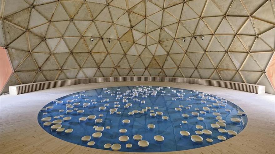 """Resultado de imagen de La Bienal de Lyon busca en el arte la """"modernidad"""" del mundo contemporáneo"""
