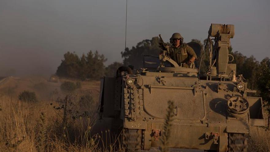 Israel intentó sin éxito tres veces derribar un dron procedente de Siria