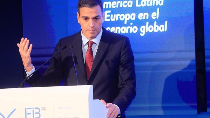 """Pedro Sánchez pide un segundo referéndum del """"brexit"""""""