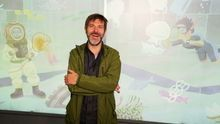 Paco Roca presenta su nuevo cómic en el Oceanográfico