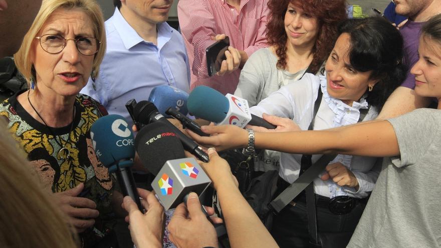 UPyD pide hoy actualizar el pacto antitransfuguismo tras la entrada de nuevas fuerzas en los ayuntamientos