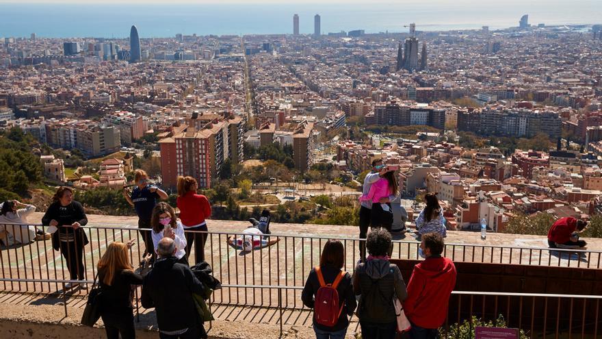 Instituciones ultiman la candidatura de Barcelona a Capital de Arquitectura