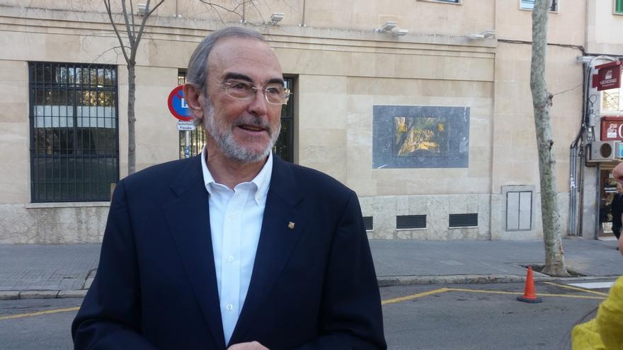 """El exdiputado que denunció el caso Nóos hace once años: """"Se ha reforzado el Estado de Derecho"""""""