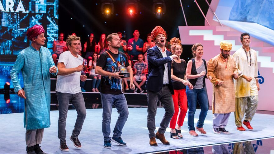 'Me resbala' salta al lunes de Antena 3 con estas nuevas pruebas