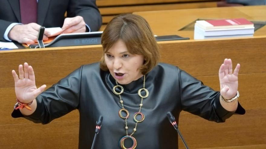 """Bonig dice que """"si el PP llega dopado o no a las elecciones lo tendrá que decir un juez"""" y pide """"prudencia"""""""