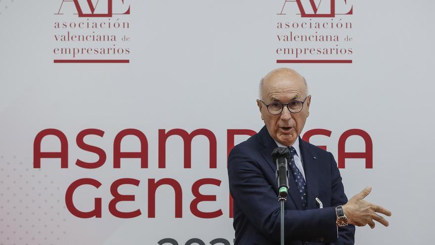 El exportavoz de CiU en el Congreso y exlíder de Unió Democràtica, Josep Antoni Duran i Lleida.