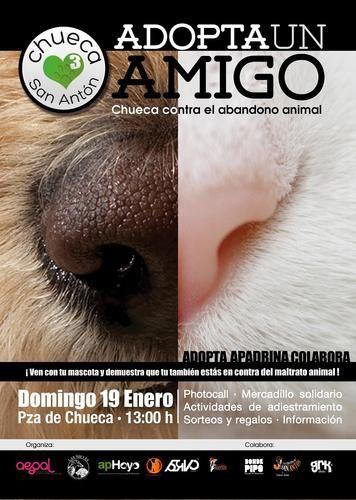 """Cartel de """"Chueca Loves San Antón 2014"""""""