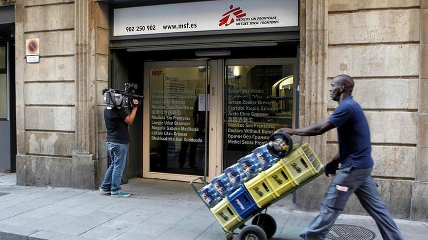 Los 6 casos de abuso sexual de MSF España fueron comentarios o tocamientos