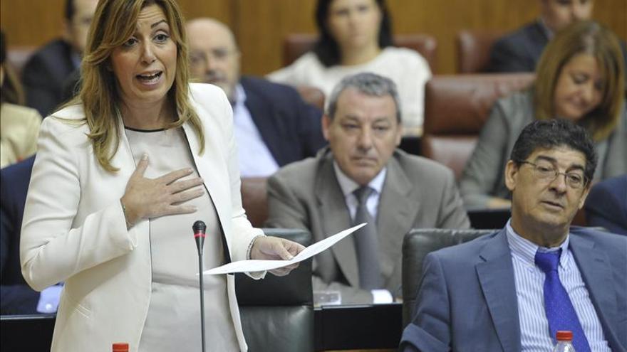 El Parlamento andaluz rechaza el copago de medicamentos de las farmacias hospitalarias