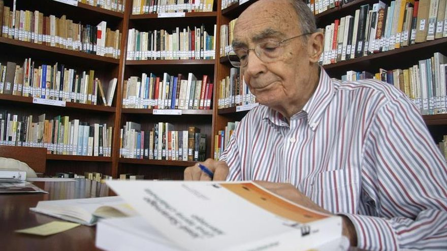 """""""El cuaderno del año del Nobel"""", el diario inédito de Saramago se publica hoy"""
