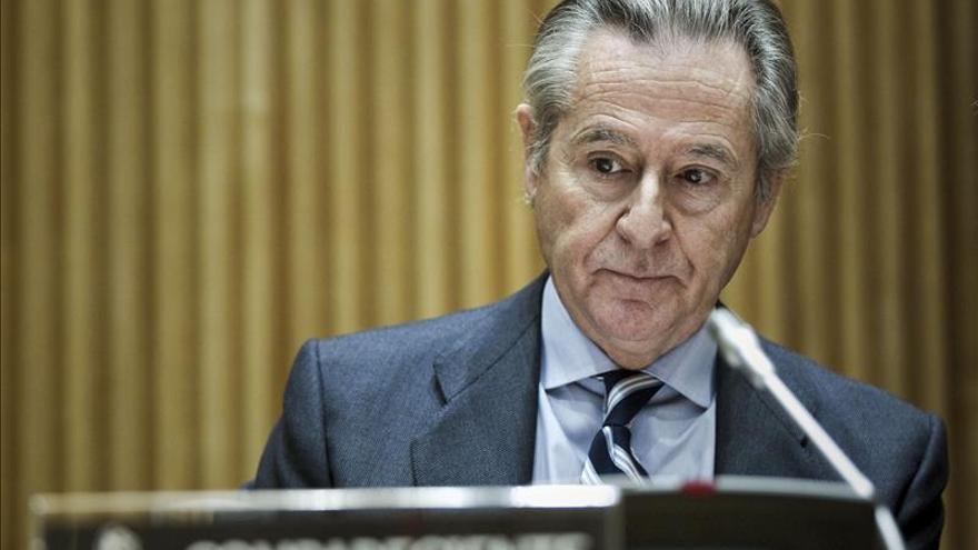 El expresidente de Caja Madrid Miguel Blesa. / Efe