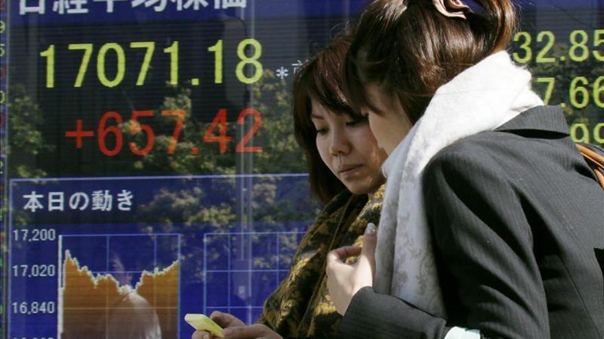 El Nikkei sube un 0,35 por ciento en la apertura