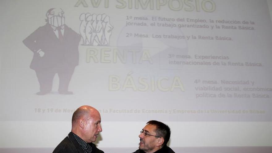 Monedero pide a Felipe González que recuerde a la anciana fallecida en Reus