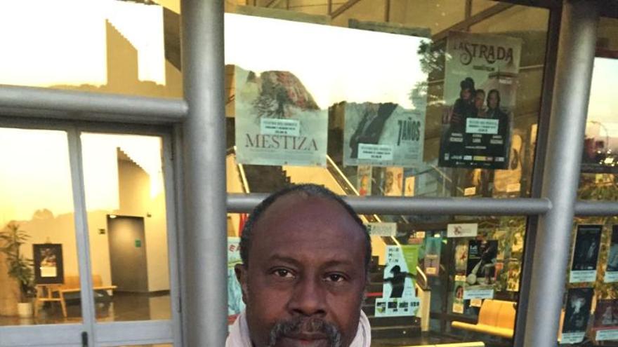Hassane Kouyaté, director e intérprete