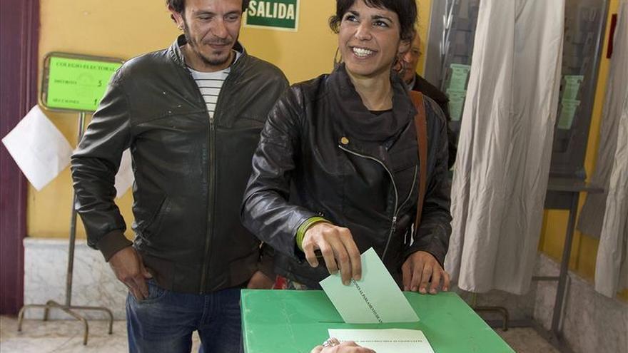 "Rodríguez (Podemos) se presenta ""a ganar"" para paralizar la pobreza"