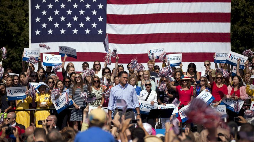 Romney reiterará ante los empresarios la promesa de arreglar el sistema migratorio