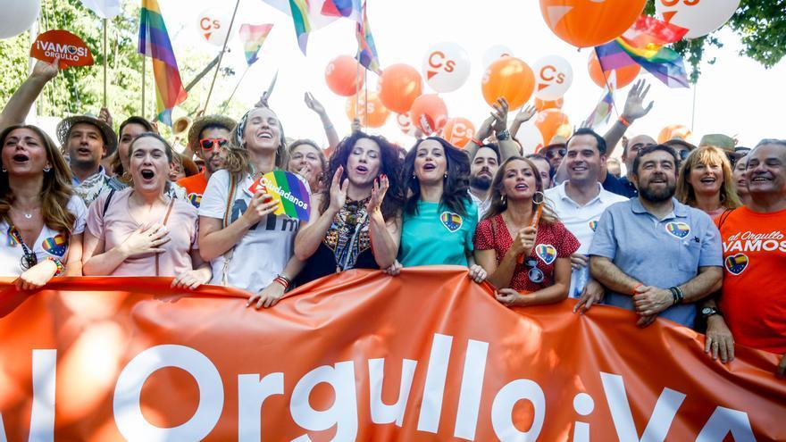 Ciudadanos responsabiliza a Marlaska de las coacciones que la Fiscalía aprecia en los hechos de la marcha del Orgullo