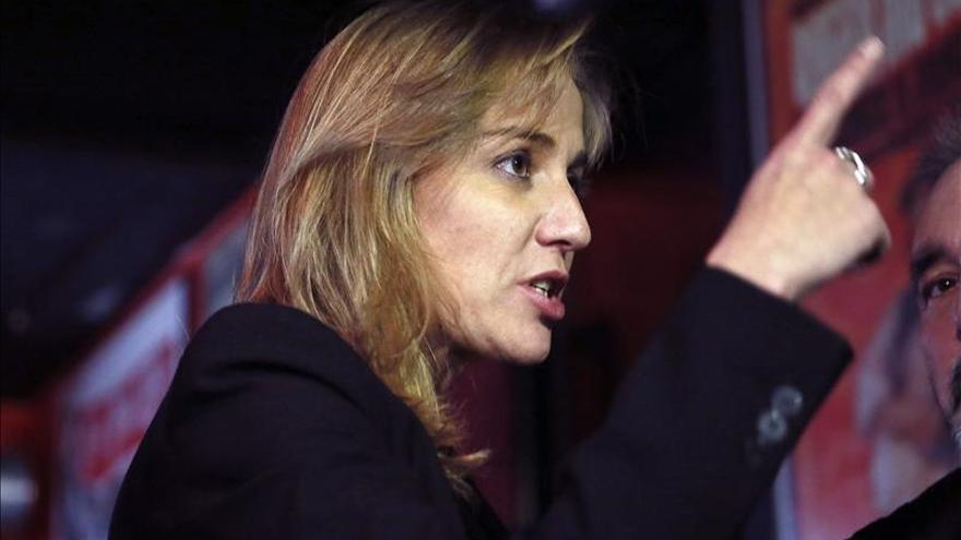 Tania Sánchez pide a la dirección regional asumir el resultado incuestionable de las primarias