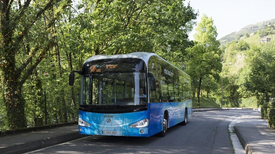 Voyages Simon de Luxemburgo encarga seis autobuses eléctricos a Irizar