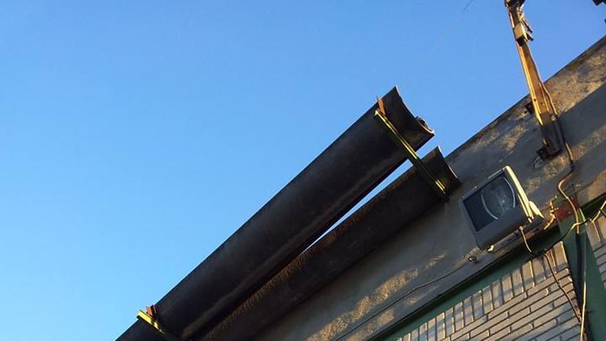 Ahora Murcia tiene constancia de al menos dos colegios del municipio que aún tienen amianto en sus tejados