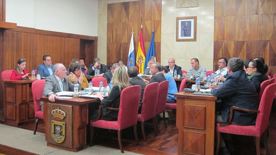 En la imagen, sesión plenaria celebrada este jueves.