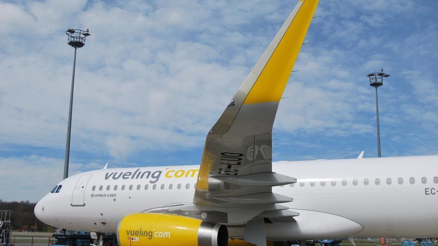 Vueling cancela el vuelo a París de este jueves por la huelga general en Francia