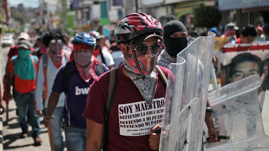 Continúa la violencia en México al amparo de la indignación por las desapariciones