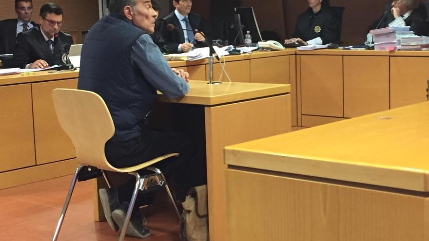 Antonio Andrés Lorenzo Tejera, antiguo jefe de la Oficina Técnica del Ayuntamiento de Yaiza.