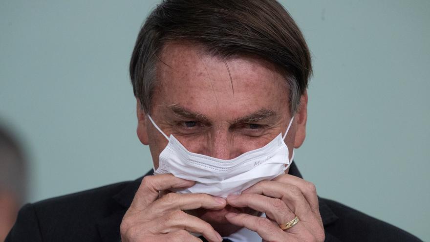 "HRW: Bolsonaro ""intentó sabotear"" la lucha contra la covid en Brasil"