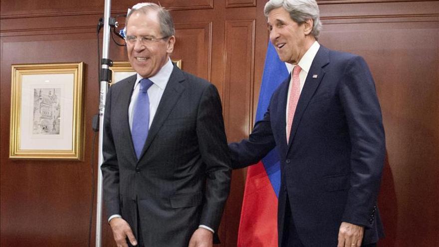 Kerry y Lavrov se verán el lunes en París para preparar conferencia de Siria