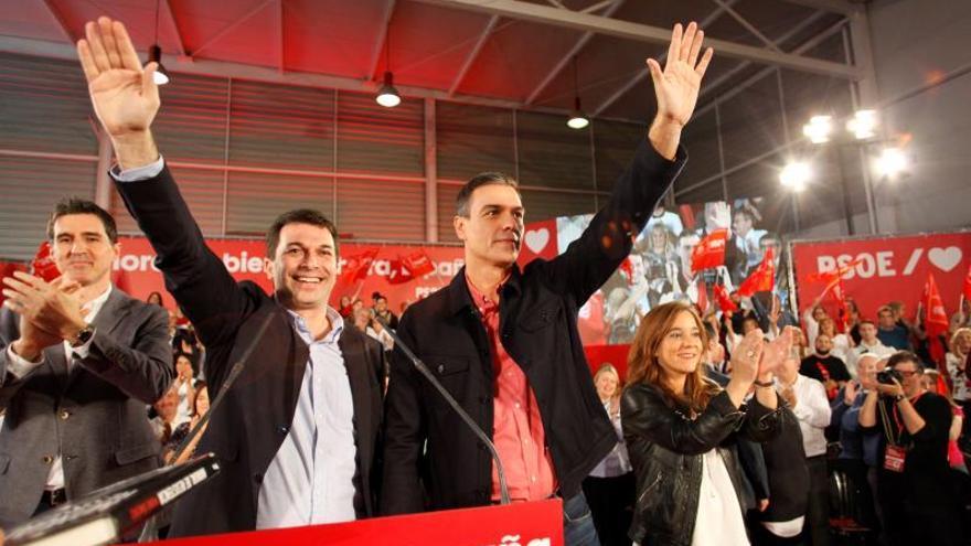 Sánchez compara el independentismo en Cataluña con la ultraderecha en España