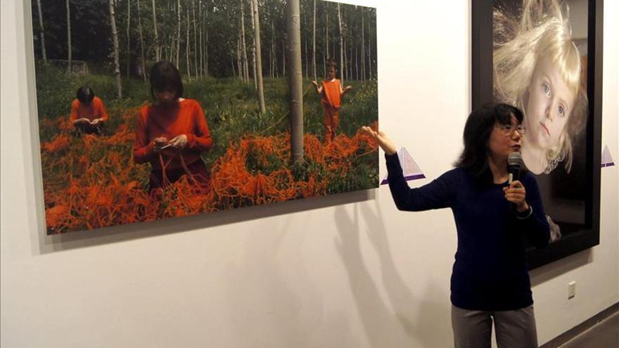 El Cervantes de Shanghái presenta a tres artistas de España, Chile y México