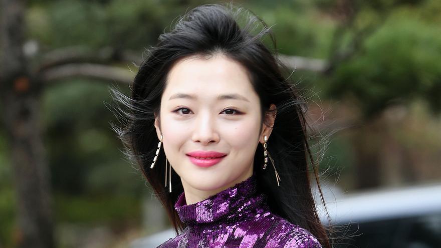 Sulli, la primera estrella fallecida de K-pop en 2019 a la que han seguido otros dos en menos de dos meses