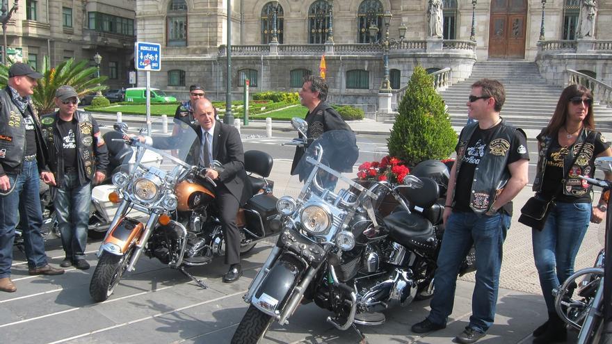 Bilbao acoge desde el próximo viernes la concentración de Harley Davidson 'Bilboroad'