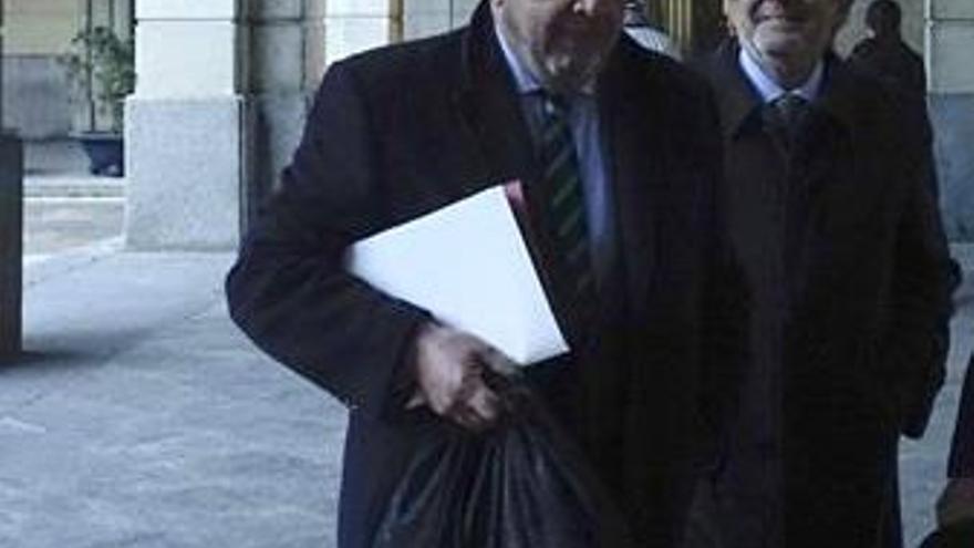 El abogado de Guerrero en los ERE, nombrado director general de la Oficina Judicial y Fiscal en la Consejería de Marín