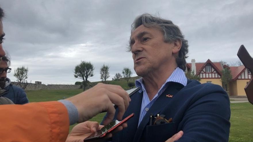 """Tertsch cree que Vox es la """"única voz"""" contra la """"emergencia"""" y """"anomalía extrema"""" que vive España"""