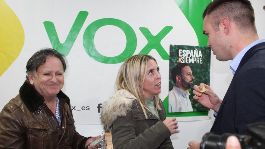Juan Ros, durante la pasada campaña electoral.
