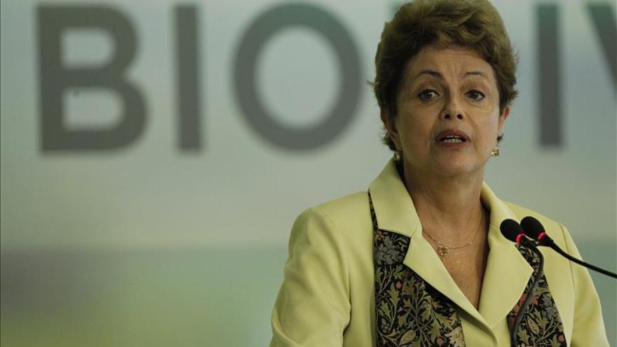 Rousseff repudia agresión a refugiado senegalés en  el sur de Brasil