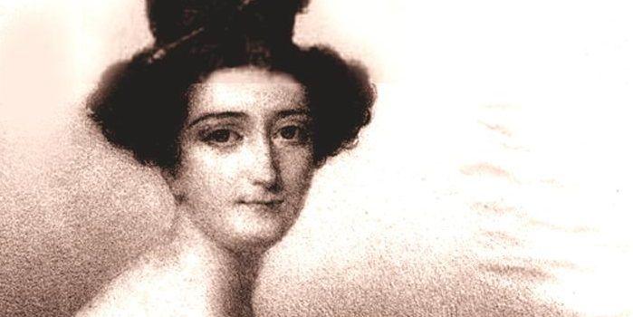 """La condesa cubana que vivió en la calle Luna y su popular """"tintero"""""""