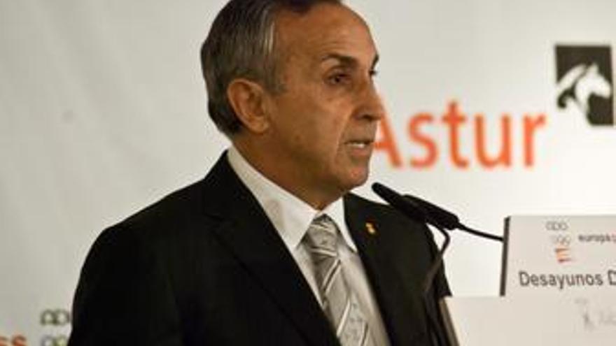 Alejandro blanco presindente comite olimpico español