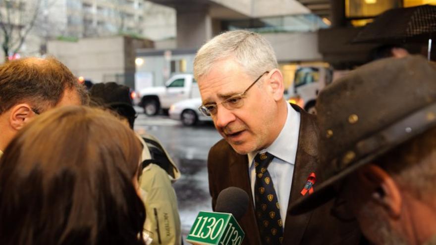 El director del Centro para la Excelencia en VIH/Sida de Columbia Británica, Julio Montaner / M-J Milloy