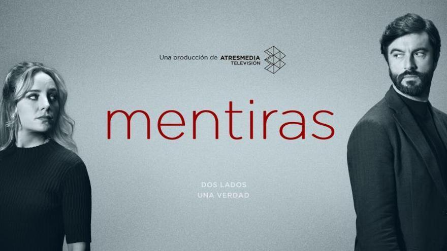 """Mentiras"", serie original de Atresmedia, se estrenará primero en Atresplayer"