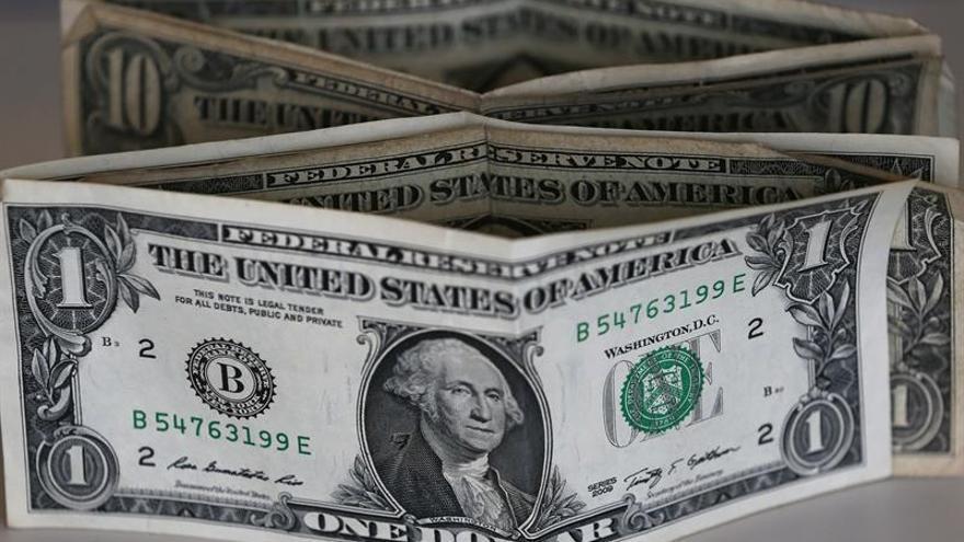 El PIB estadounidense crece un 2,6 % anual en el segundo trimestre