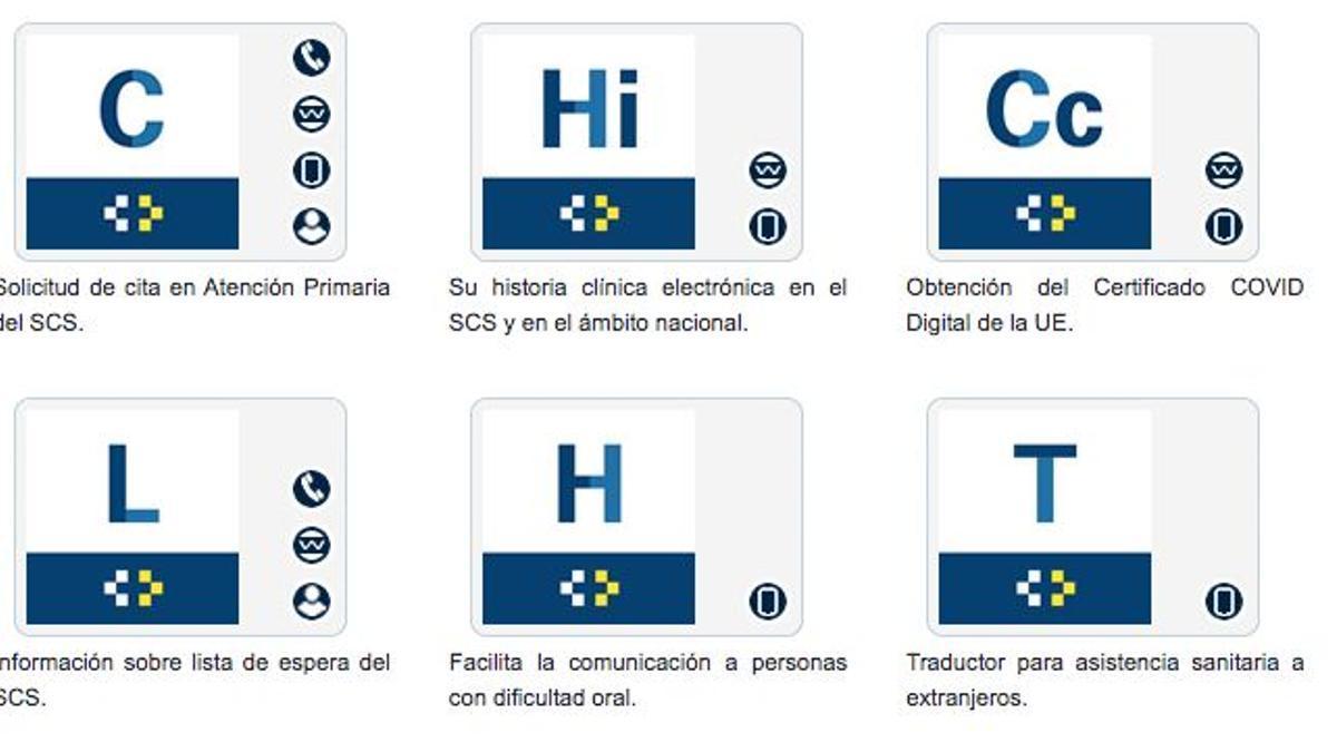 Aplicación para descargar el pasaporte COVID en Canarias.