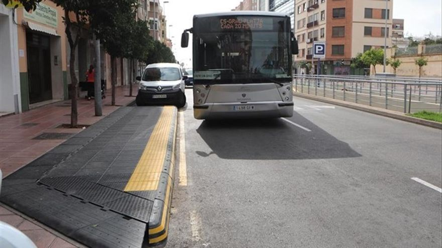 Autobús de Castellón.