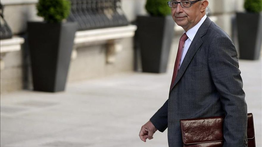 El Gobierno recurre la multa de la CE por negligencias en el déficit de Valencia