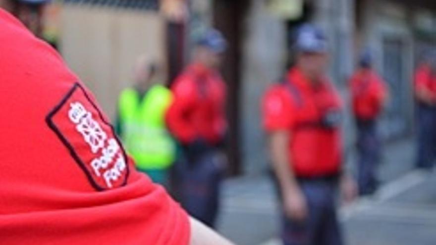 """Interior """"garantiza"""" los servicios de Policía Foral y no acepta la dimisión de treinta mandos"""